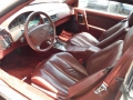obrázek vozu MERCEDES-BENZ SL  500 V8 320HP