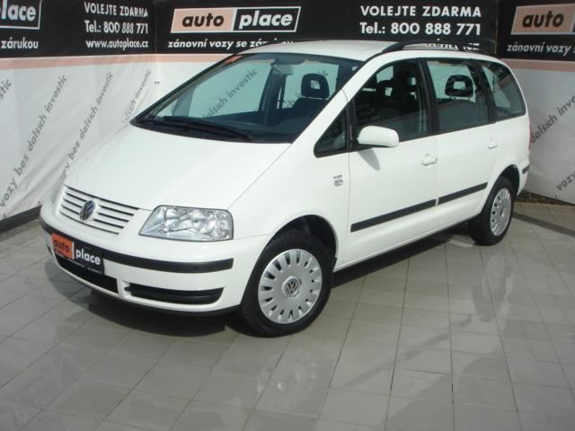 2003 volkswagen sharan 1 8t automatic related infomation specifications weili automotive network. Black Bedroom Furniture Sets. Home Design Ideas
